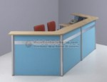 Meja Kantor Modera MRTG-1112 Trigonal Shape