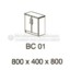 Meja Kantor VIP BC-01 (Cabinet)