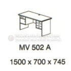 Meja Kantor VIP MV-502 A (Office Desk)