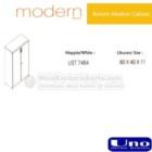 Bottom Medium Cabinet UNO UST-7460