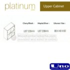 Upper Cabinet UNO UST-2354 A, UST-2364 A