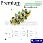 Uno Premium Series Configuration Revolutionary C